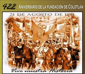422 Aniversario Colotlán.
