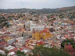 Guanajuato, Gto., Méx. De P. Guanajuato, Guanajuato, México en F.