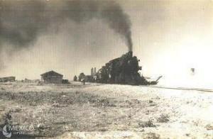 Ferrocarril Occidental de México. P. Museo Regional de Sinaloa.