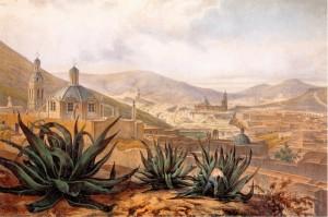 Zacatecas desde el Norte. P. Temas Zacatecanos en F