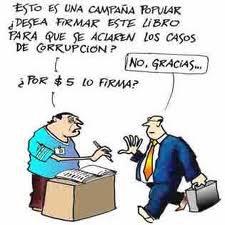 De la página Corrupción en México en Facebook.
