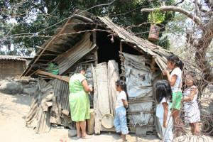 Pobreza extrema (Imagen de Wikipedia).