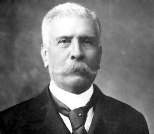 Porfirio Díaz en 1907