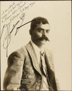 Emiliano Zapata. Wikipedia.