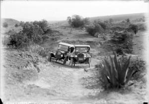 Rumbo a Chapala. 1930. Coplaur Guadalajara en F