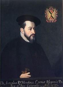 Antonio de Mendoza. Wikipedia.