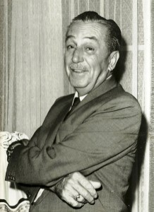 Walt Disney en Guadalajara en 1964.
