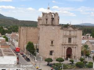 Parroquia San Luis Obispo. De P. Colotlán Jalisco (oficial) en F