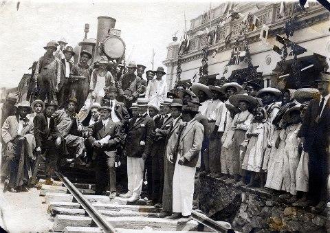 El ferrocarril a Chapala: Historia de un fracaso | Reportajes y ...